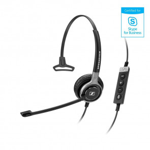 SC 630 USB ML / micro-casque filaire large bande monaural USB .micro