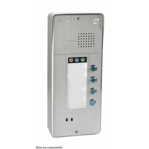PORTIER SECURACCESS PMR 3BT ALU