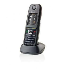 Gigaset R650 H PRO Gris Cat IQ 2.0 HD Voice IP65 Solide Résiste à l'eau