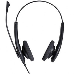 Jabra BIZ™ 1500 Duo Wideband micro antibruit
