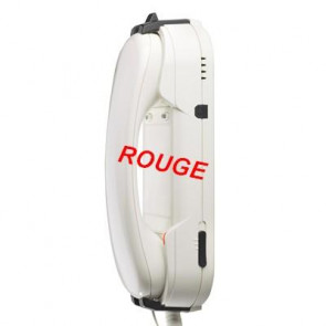 HD2000 SIP URGENCE 2 ROUGE