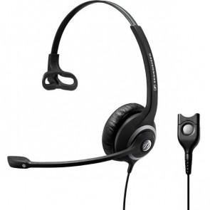 SC 238 / micro-casque filaire. mono écouteur XXL. haute résitance / Version