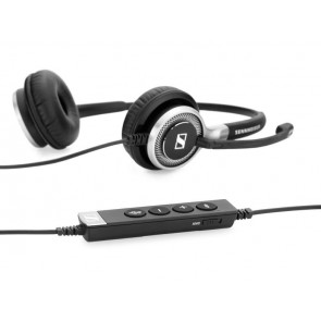 SC 660 ANC USB / micro-casque filaire binaural avec ANC
