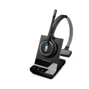 SDW 5035 / micro casque sans fil monaural DECT : Téléphone fixe et PC (perche