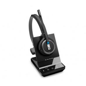 SDW 5036 / micro casque sans fil monaural DECT + Dongle Bluetooth : Tel fixe. PC