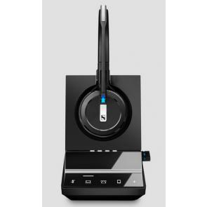 SDW 5015 / Micro casque sans fil monaural DECT : Téléphone fixe et PC (certifié