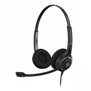 SC 260 micro-casque filaire. double écouteur XXL. haute résistance
