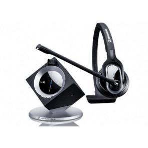 DW Pro 1 phone / micro-casque sans fil DECT monaural - micro anti-bruit - Tel