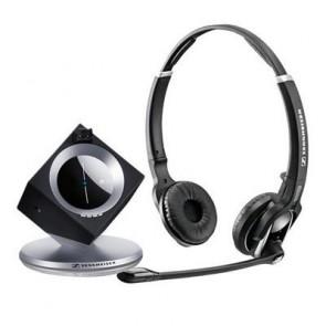 DW Pro 2 phone / micro-casque sans fil DECT binaural - micro anti-bruit - Tel