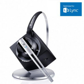 Micro-casque sans fil DW Office Sennheiser optimisé MS Lync