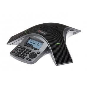 SoundStation IP5000 (SIP) conference phone. 802.3af Power over Ethernet.