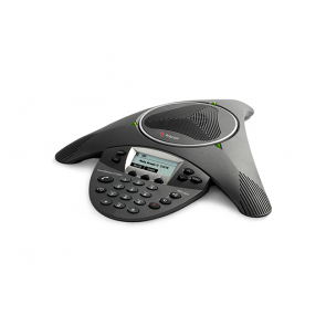 SoundStation IP6000 (SIP) conf phone. AC pwr or 802.3af Power over Ethernet.