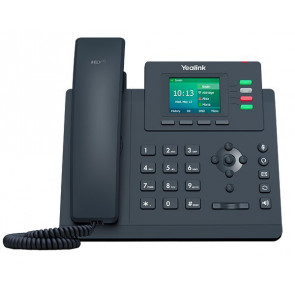 Yealink SIP-T33G Entry-level IP Phone with 4 Lines & Color LCD