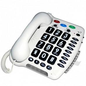 Téléphone Filaire CL100 BLANC