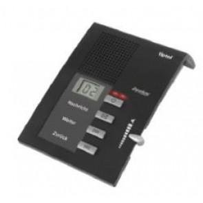 Tiptel ergophone 307* Répondeur simplifié 40 min; menu programmation caché;