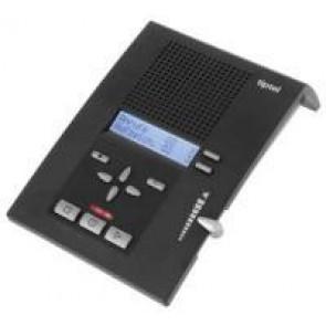 Tiptel 309 40 min. 3 annonces. écran 2 lignes. présentation du n. qualité audio.