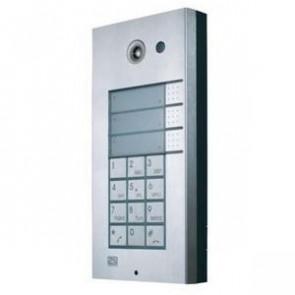 Helios VARIO IP 3C Portier IP BASIQUE. 3 touches et clavier