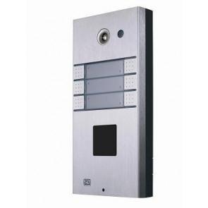 Helios VARIO IP 6V Portier IP BASIQUE. 6 touches et caméra vidéo