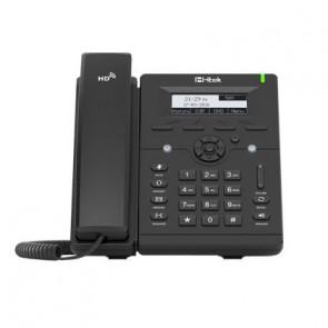 Htek UC902 Entry Level Business IP Phone .2 comptes SIP. Ecran graphique 132*48