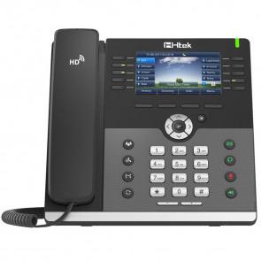 Htek UC926E Execitive Business IP Phone Bluetooth/WIFI 6 comptes SIP Ecran