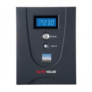 Onduleur LINE INTERACTIF 1200VA/720W IEC*6