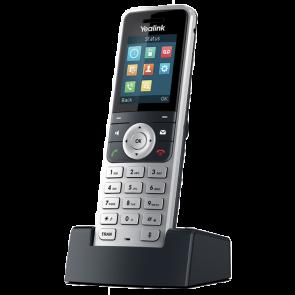 W53H Compact design. Exceptional handsfree talking. 1.8'' 128x160 TFT color
