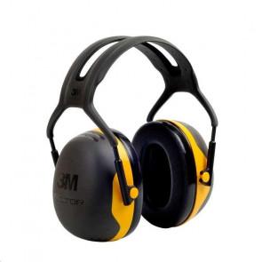 Casque antibruit Peltor X2 jaune X2-A (le casque )