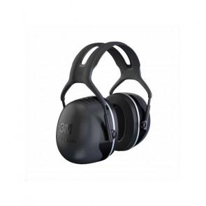 Casque antibruit Peltor X5 noir X5-A  (le casque )
