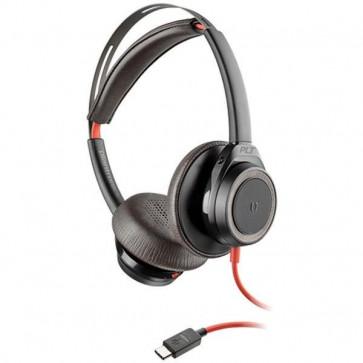 BLACKWIRE 7225, BW7225  USB-C, BLACK,