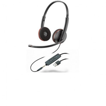 BLACKWIRE,C3220 USB-A,BLACK