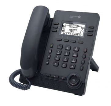 M3 Deskphone - 2.8'' 132x64 B&W display with backlight. superwideband handfree.