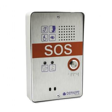 SecurAccess PMR Compact SOS