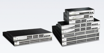 Smart+ 24 ports Gigabit PoE/PoE+ +  4 ports Combo 1000BaseT/SFP - Budget PoE