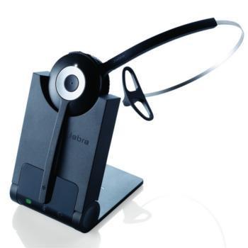 Jabra PRO™ 920 Mono. DECT. Téléphonie fixe. Antibruit.  120 mètres de portée -