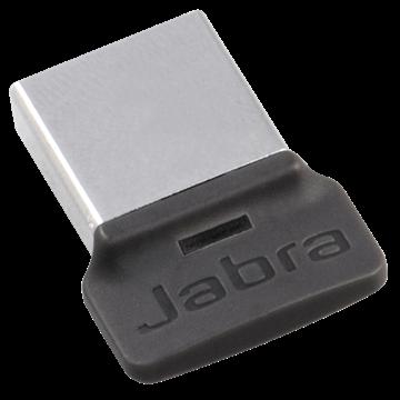 Jabra Link 370 MS Plug &Play Bluetooth mini Adaptateur USB pour PC (Pour Evolve