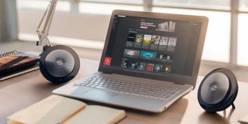 Jabra SPEAK™ 710 Microsoft Audioconférence USB & Bluetooth plus Bundle LINK 370