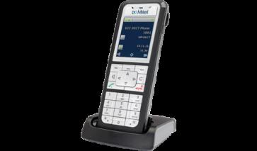 Mitel 622-V2 DECT Phone pour DECT TDM et IP - inclus chargeur de bureau. clip