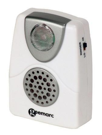 CL11 - Amplificateur de sonnerie de téléphone BLANC