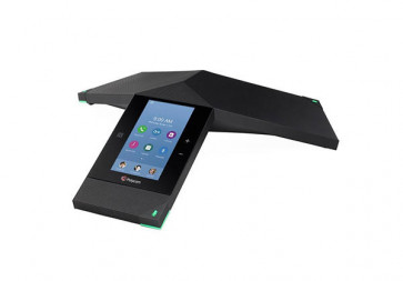 Polycom Trio 8800 IP conference phone with built-in Wi-Fi. Bluetooth and NFC.