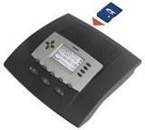Tiptel 540 SD Capacité 16 h, jusqu'à 64 h par carte SD 2Go, 5 annonces,