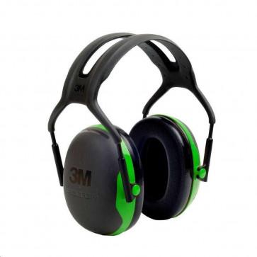 Casque antibruit Peltor X1 vert X1-A (le casque )