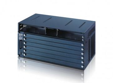 Châssis principal IES-5106M - 6 slots. 1 slot pour carte MSC et 5 slots pour les