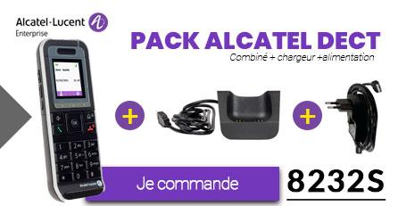 Dect Alcatel Mobile 8232