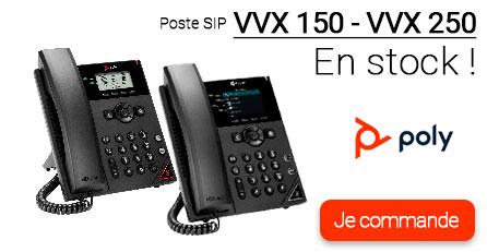Poste téléphonique VVX150-VVX250 by B&C