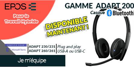 EPOS gamme ADPAT 200