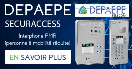 Depaepe SECURRACCESS PMR