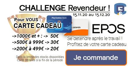 Challenge EPOS by B&C