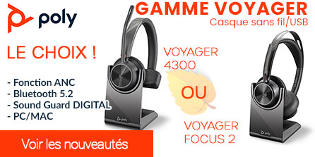 Gamme Voyager