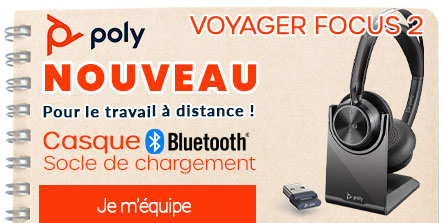 POLY VOYAGER FOCUS 2