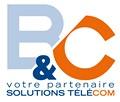 logo bureautique et communication - BC